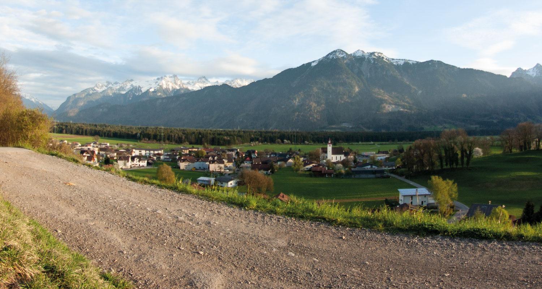 Gemeinde Bludesch: Willkommen